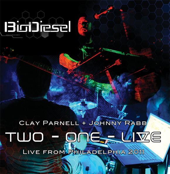 BioDiesel Two One Live Artwork