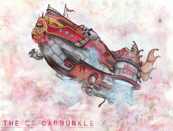 the CS Carbunkle